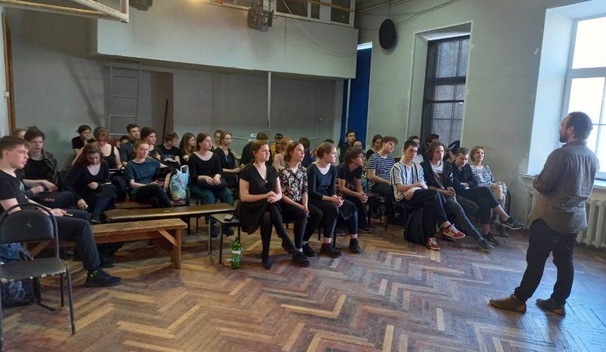 14 апреля в Училище прошло занятие по профилактике ВИЧ-инфекции в молодежной среде.